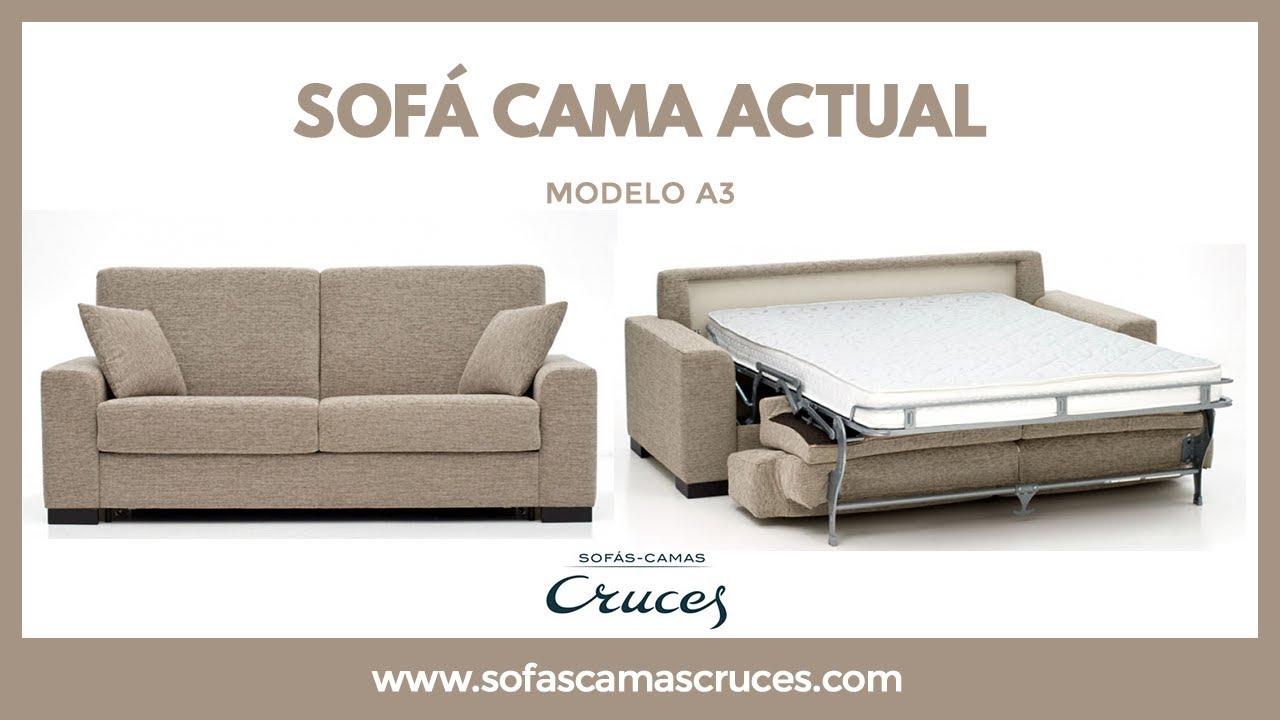 Sof cama de alta calidad para uso diario youtube - Sofas cama comodos ...