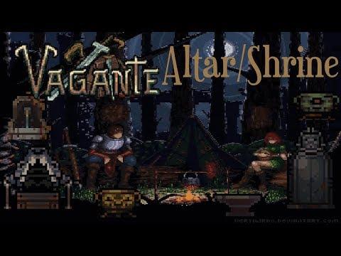 Vagante How To: Altar/Shrines
