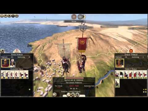 Roma Invicta: Kingdom of Italy gameplay by Lewted (Day 43) - 2 / 2