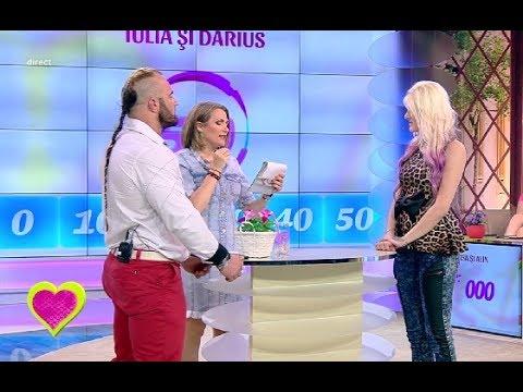 Iulia şi Darius, câștigătorii celei de-a 85-a ediții 2k1!