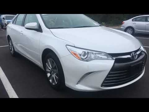 Used Toyota Camry Greenville SC Easley SC AP YouTube - Motor trend car show greenville sc