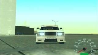 GTA San Andreas Ваз 2107 Coupe Tuning