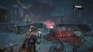 Gears of War 4 (NEW) Gameplay Crazy New Enemies!!