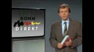 Bonn direkt - Intro [16.09.1990]