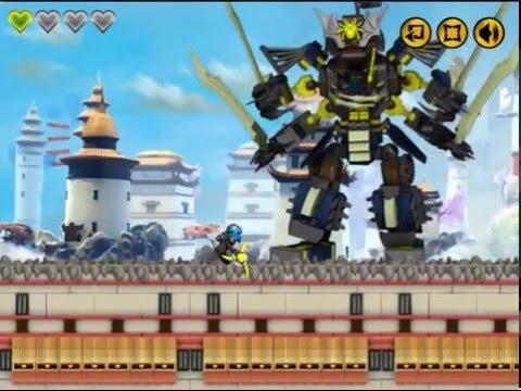 Game phim hoạt hình Ninjago mới nhất Giải cứu tập 2 (giải cứu Kei) possession