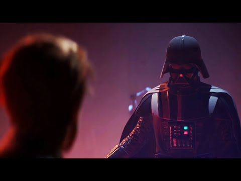 Darth Vader VS Cal - Jedi Fallen Order Ending EPIC! (HD)