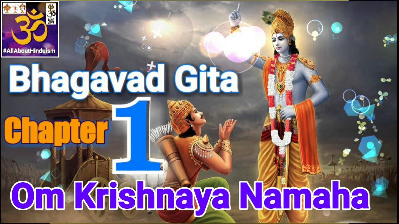 the bhagavad gita english pdf