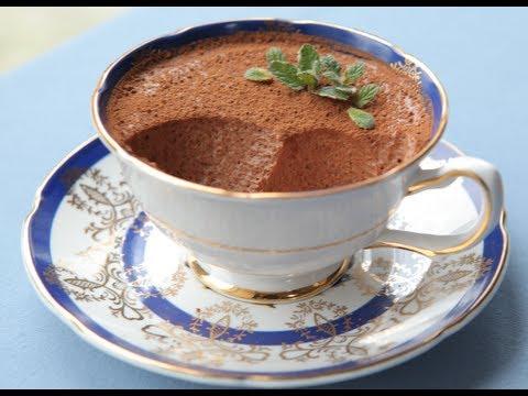 рецепт шоколадный мусс mousse