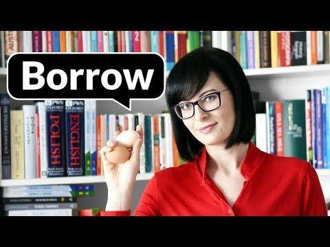 Borrow czy lend? | Po Cudzemu #111