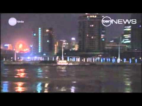 Brisbane's Riverwalk breaks off in the wee hours