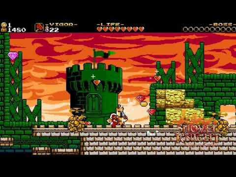 Shovel Knight: King of Cards - Gameplay Reveal (Nintendo Nindies)