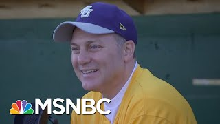 A Year After Shooting, U.S. Representative Steve Scalise Back On The Field | Morning Joe | MSNBC