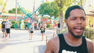 Food Review: Bless Tha Belly | Theme Park Edition (Episode 3)