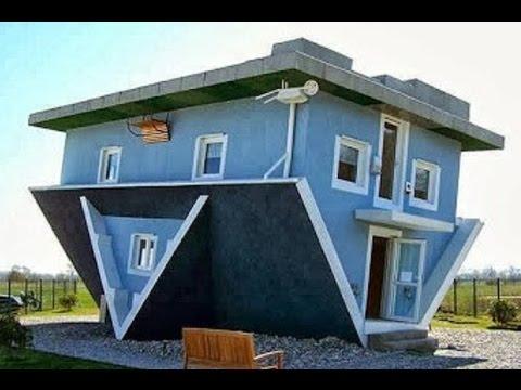 Top 10 casas mas raras extra as exoticas y extravagantes - La casa de luminosa ...