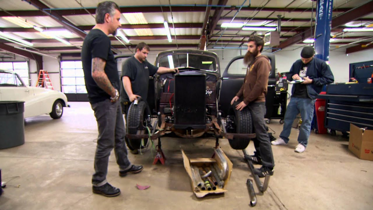 Are not Kristie on fast and loud agree, very