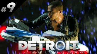 Detroit: Become Human PL #09 - WŁAMUJEMY SIĘ DO MAGAZYNU!
