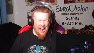 Eurovision 2019 The Netherlands Winning Song Reaction  (duncan Laurence: Arcade)