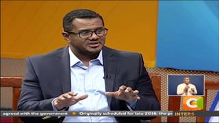 Hassan Omar: Why they are calling me Vera Sidika