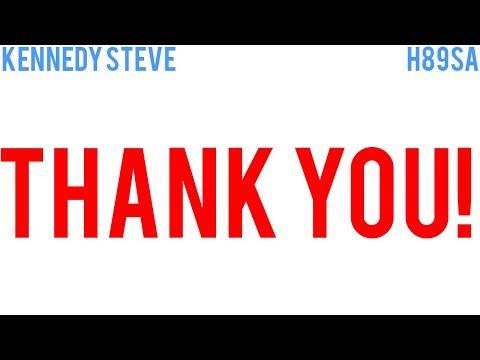 KENNEDY STEVE: THE LAST ONE!