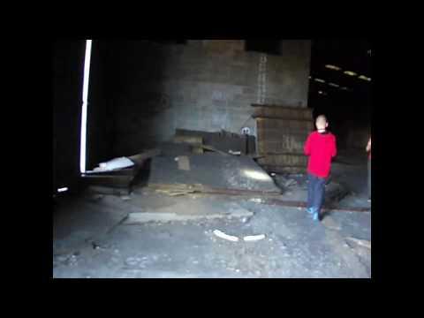 Abandoned Eurocoin, Cardiff