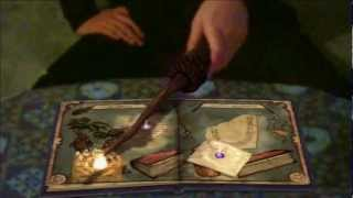 гАРРИ ПОТТЕР В ЖИЗНИ - Wonderbook : Книга заклинаний # 3