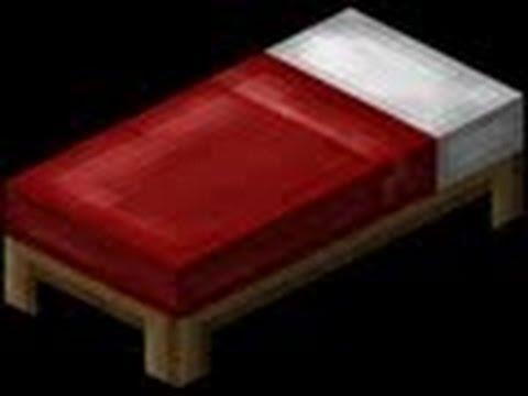 Comment faire des lit dans minecraft youtube - Faire un lit minecraft ...