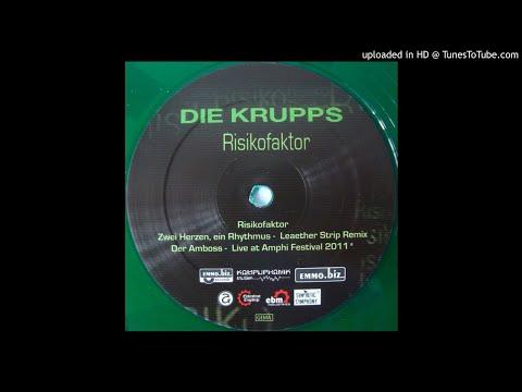 Die Krupps • Zwei Herzen, Ein Rhythmus [ʟᴇᴀᴇᴛʜᴇʀ ꜱᴛʀɪᴘ ʀᴇᴍɪx]