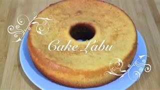 Cake/Bolu Labu (Butter Cake) | Suka Suka Amel
