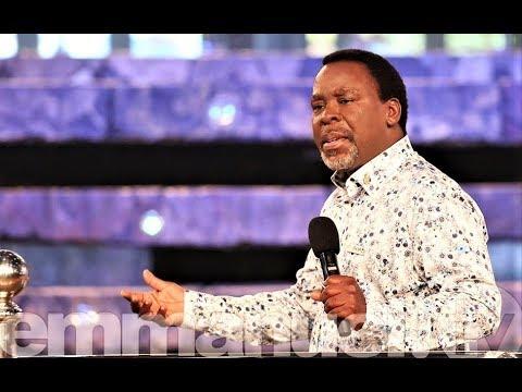 SCOAN 01/09/19: TB Joshua at The Altar | Live Sunday Service