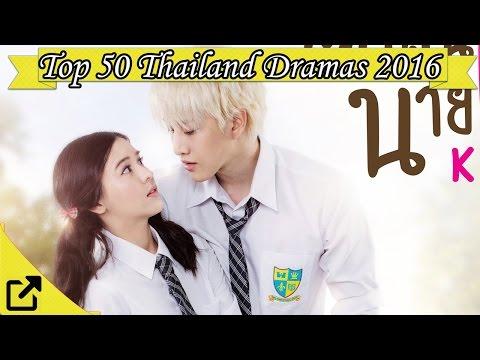 Top 50 Thailand Dramas 2016