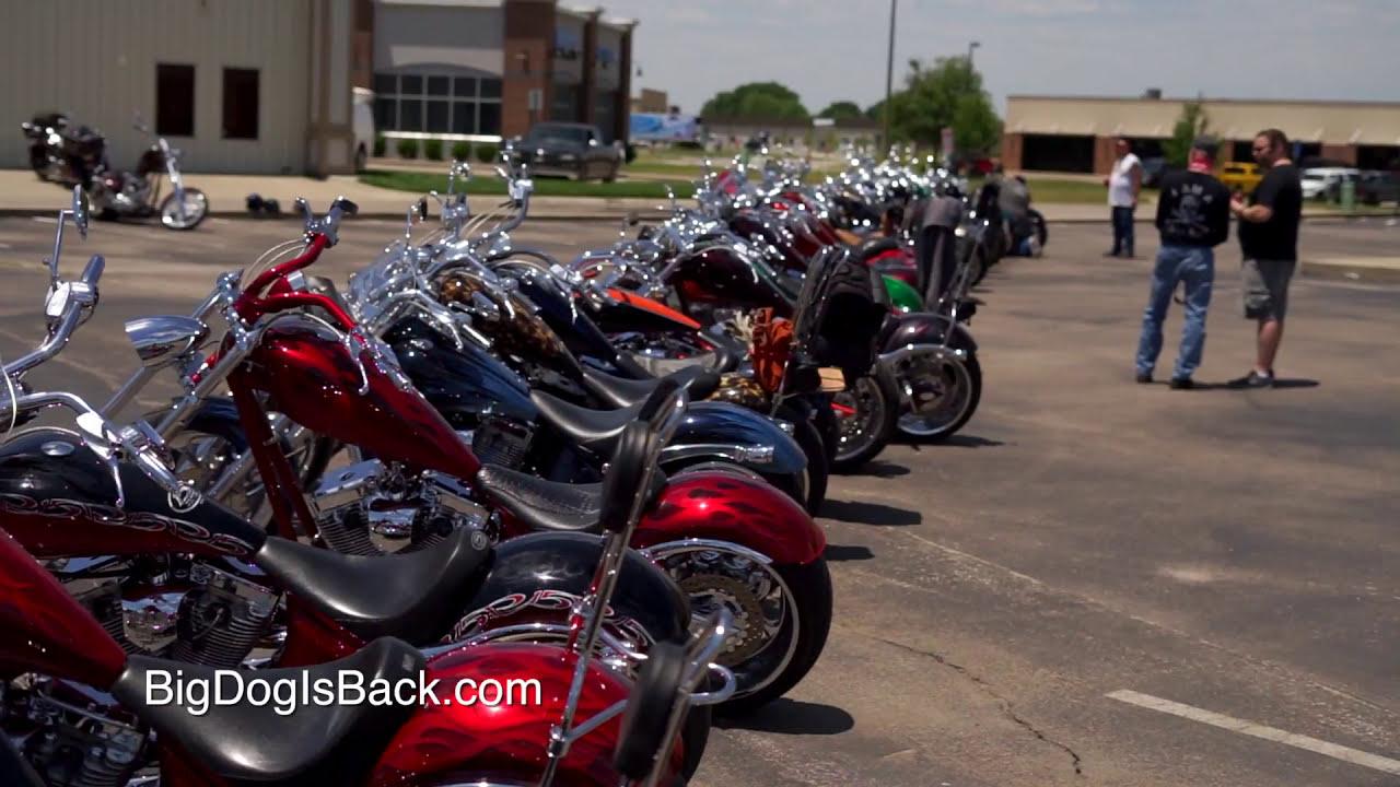 Big Dog Biker 10 Year Reunion Part 3 Of 4 Youtube