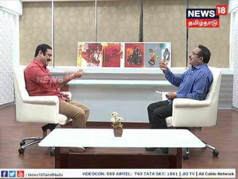 Interview with Anbumani Ramadoss   Vellum Sol   News18 Tamil Nadu