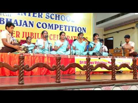 Sri Vishwa Vidyalaya tambrahs bhajan 2016