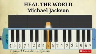 Download lagu melodika heal the world michael jackson - cover instrumental