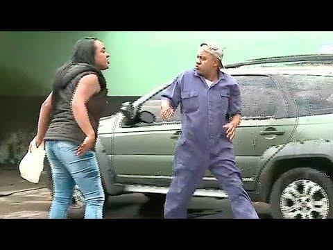 Folgado Vai Lavar Carro Da Galera Por R$ 5 E Dá O Maior Migué