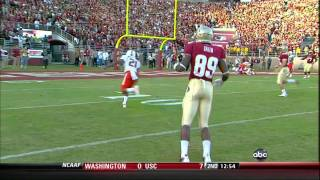 Terrible Calls by ACC Refs in FSU-Miami 2011