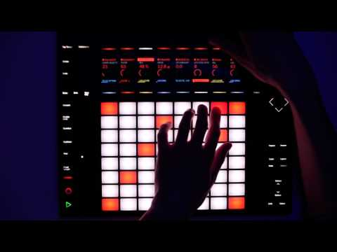 long story short | sonøren | live on ableton push 2