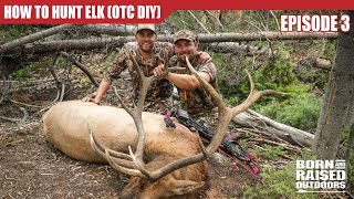 Finding HIDDEN ELK spots online (OVER THE COUNTER - GENERAL SEASON HUNTS)