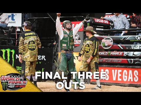 WORLD FINALS FINAL THREE OUTS: The Greatest Three Outs Of The 2019 PBR World Finals
