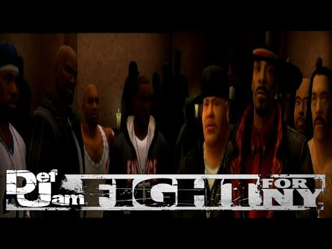 Def Jam: Fight For New York - Story Mode - Part Five (Commentary)