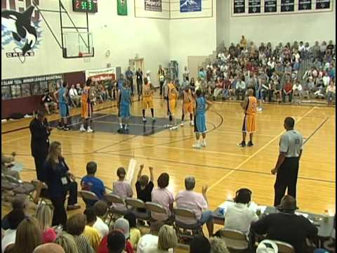 2008 IBL Championship Game - Bellingham Slam vs. Elkhart Express