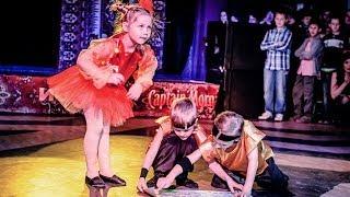 Дети танцуют на концерте, детские танцы kids dance