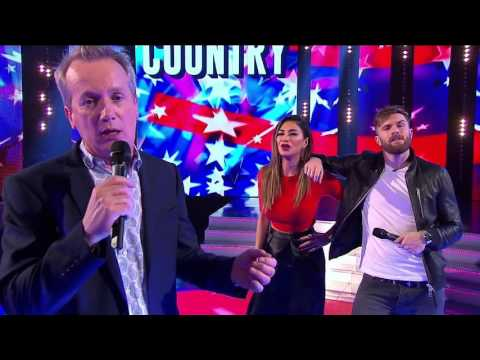 """Team Scherzy sings """"All of Me"""" on Bring the Noise"""
