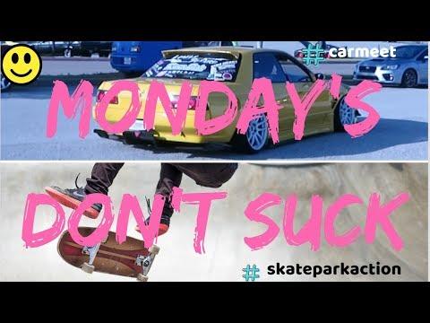 Mondays dont suck