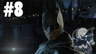 Batman Arkham Origins: Part 08 - Escape Final Offer [PS3][HD]