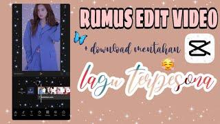 Download TUTORIAL EDIT VIDEO LAGU TERPESONA AKU TERPESONA ♡ | CAPCUT - Siti Rahma Fitri Yani