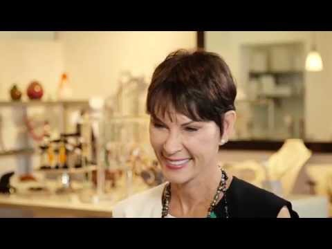 Handmade jewelry designer and glass artist - Cheryl Saban