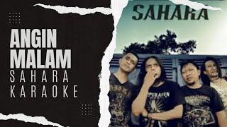 Angin Malam - Sahara Karaoke