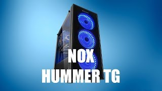 NOX Hummer TG Case Review