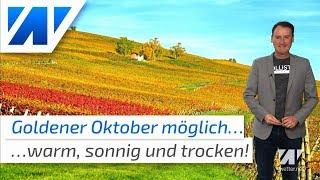 Goldener Oktober In Sicht
